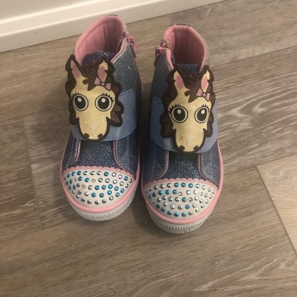 Skechers Other - Toddler sketcher shoes